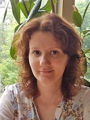Захарова Вера Александровна, Старший научный сотрудник