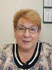 Виноградова Светлана Степановна, Начальник отдела кадров