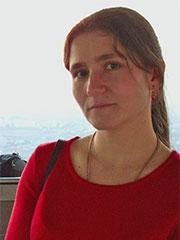 Евсеева Мария Андреевна, Младший научный сотрудник