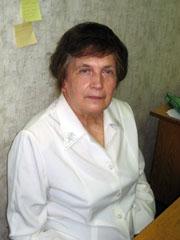Игитханян Елена Давидовна (1937-2018) , Ведущий научный сотрудник