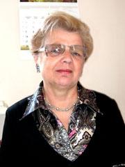 Гришаева Наталия Петровна, Старший научный сотрудник