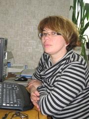 Горина Татьяна Ивановна, Научный сотрудник