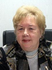 Голенкова Зинаида Тихоновна, Главный научный сотрудник