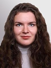 Кайшаури Елена Игоревна, Научный сотрудник