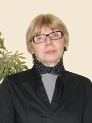 Вознесенская Елена Дмитриевна, Старший научный сотрудник
