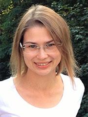 Ваньке Александрина Владимировна, Научный сотрудник