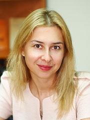 Башева Ольга Александровна, Научный сотрудник