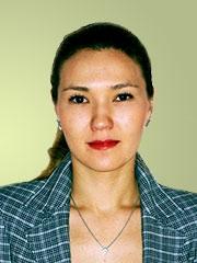 Баймурзина Гузель Римовна, Старший научный сотрудник