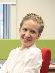 Андреева Надежда Анатольевна, Инженер по научно-технической информации
