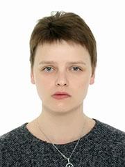 Гонтаренко Надежда Николаевна, Младший научный сотрудник