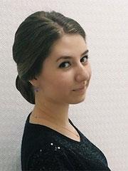 Гусейнова Ксения Эльдаровна, Младший научный сотрудник